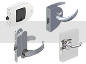 Swing Action Latches