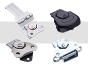 K2/K3/K4/K5 - Rotary Draw Latches